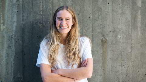 Mari Hæreid, markedsansvarlig i Vio. Se hennes nylige opp- og nedturer på dngrunder.no