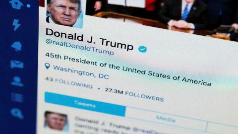 Spesialetterforsker Robert Mueller skal gå Donald Trumps twittermeldinger etter i sømmene.