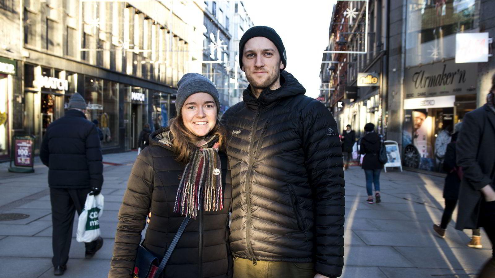 Nordmenn handler julegaver på nett som aldri før