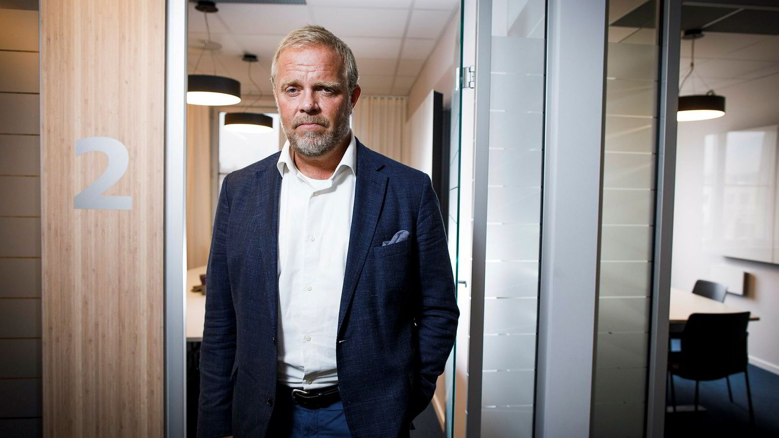 Advokat Jon Wessel-Aas i Bing Hodneland advokatselskap DA.
