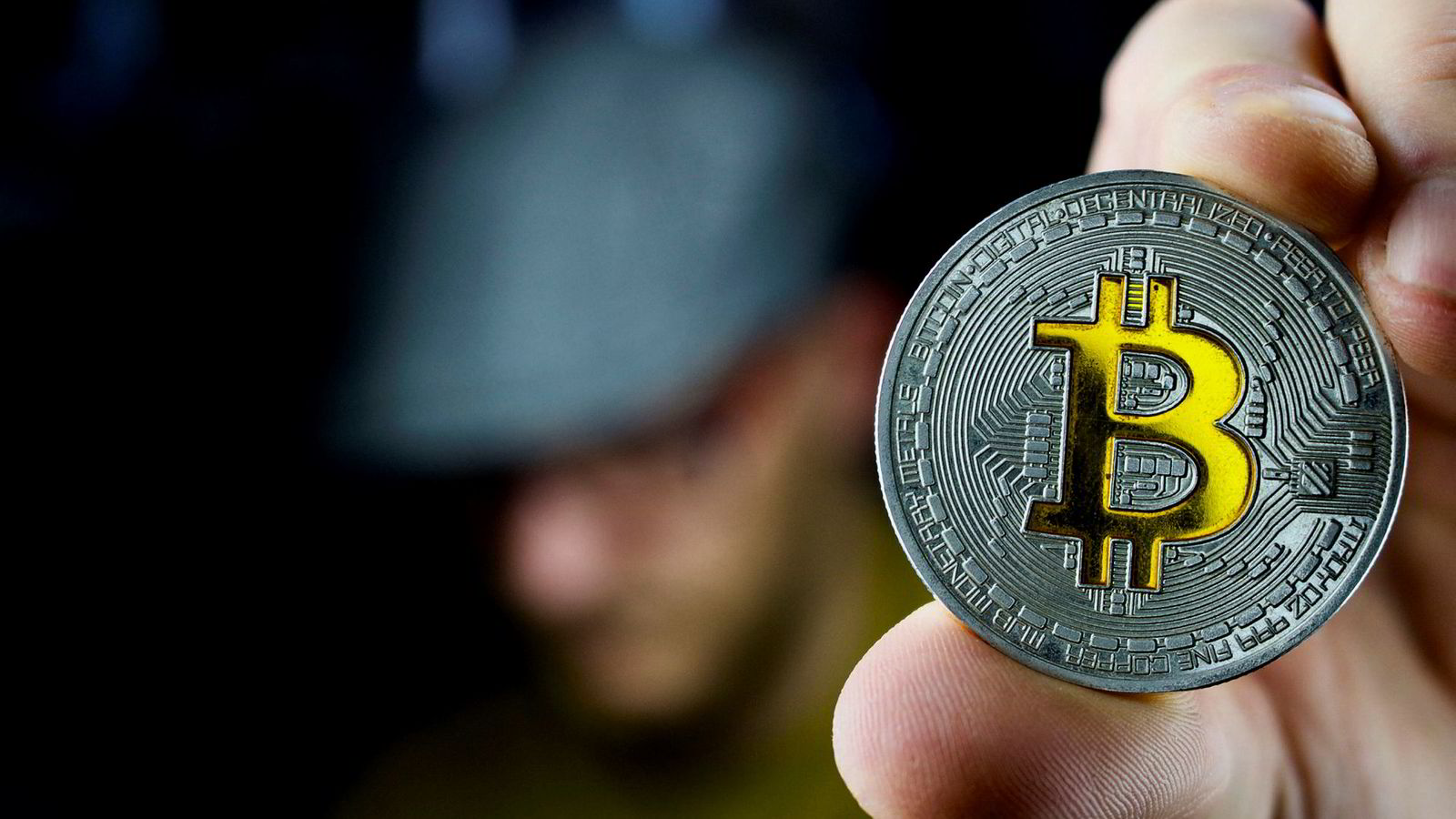 Bitcoin fyker til værs.