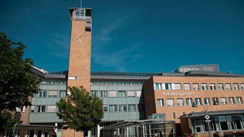 Ledelsen ved Rikshospitalet i Oslo tror Metoo-kampanjen har gjort det lettere å varsle om trakassering.