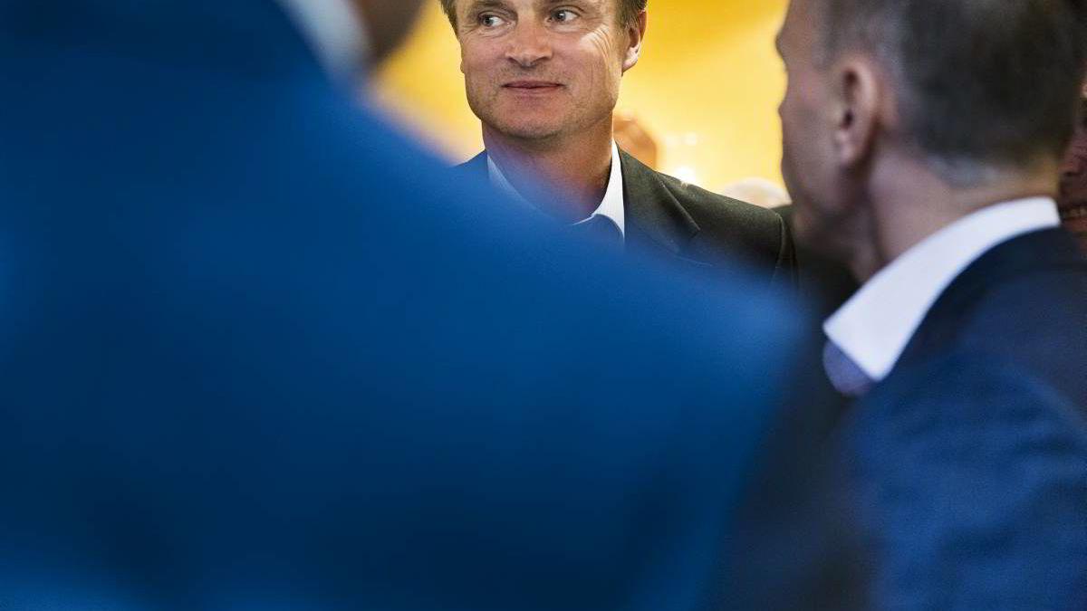 Investor Øystein Stray Spetalen blir eier av både Paracet og Ibux. Foto: