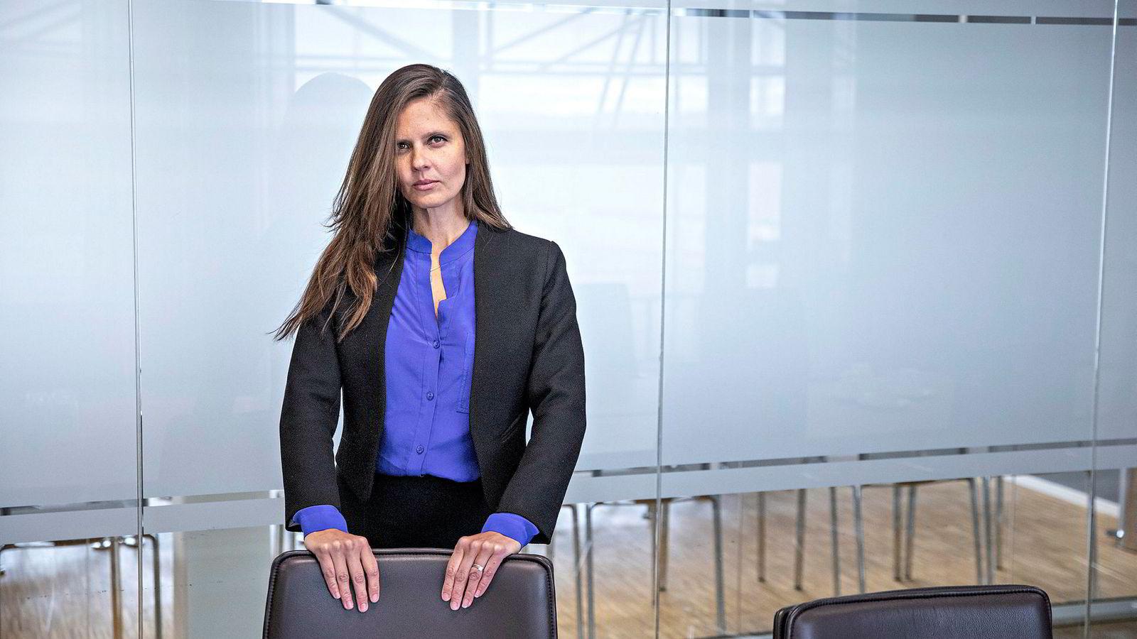 Oljeanalytiker Nadia Martin Wiggen i Pareto tror markedet fremover kommer til å bli volatilt.