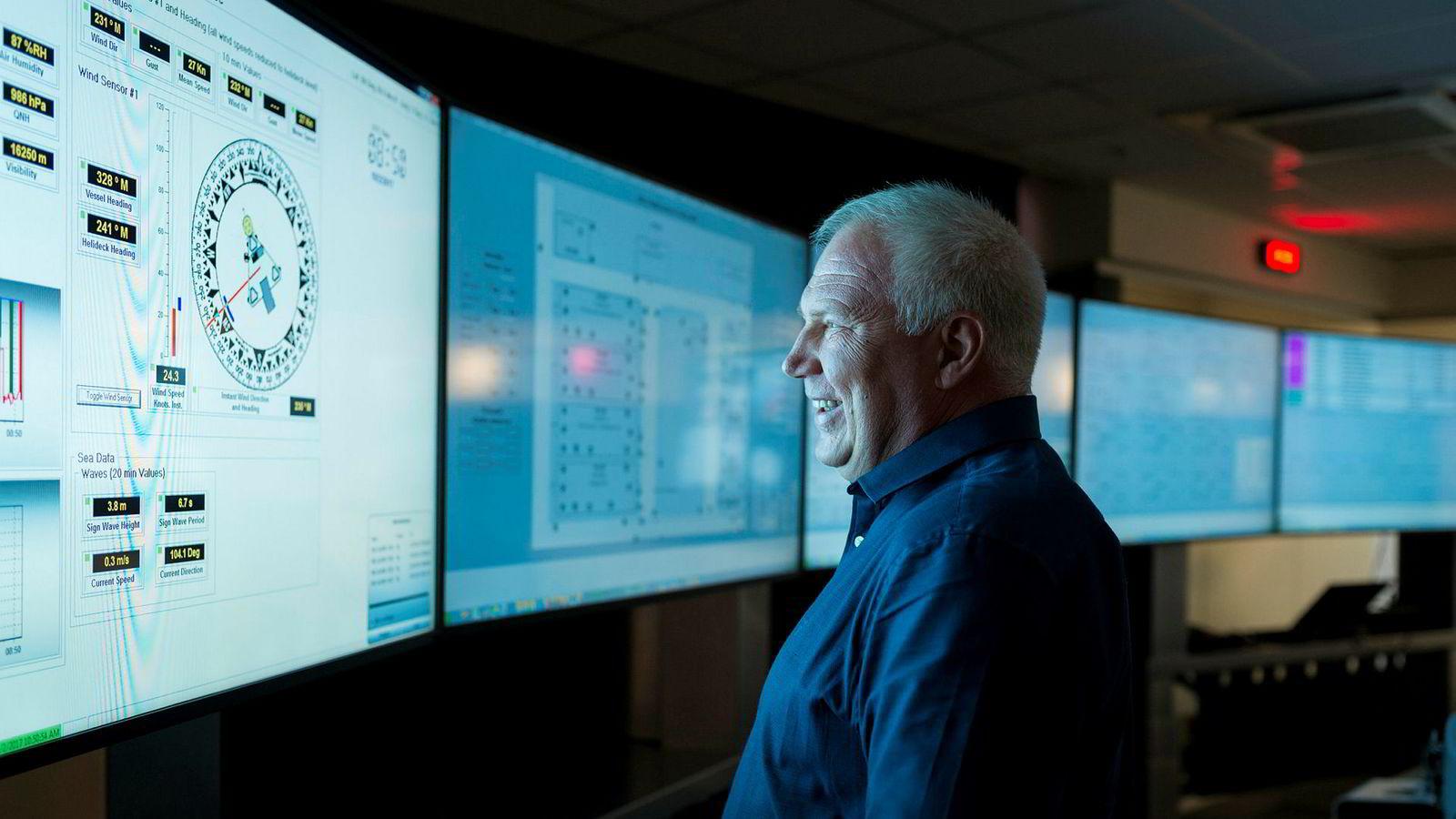 Pumper mer enn bare olje – big data gjør «Ivar Aasen»-plattformen til en av verdens mest effektive