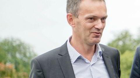 Folketrygdfondets administrerende direktør Kjetil Houg vil ha endringer i fondets mandat: Problemet er for mye penger.