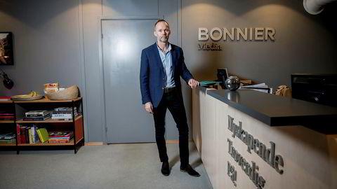 – For oss handler det om fallende lesertall og fallende annonseinntekter i magasinene. Vi har ikke lykkes å erstatte dette i stor nok grad med digitale inntekter, sier Trond Juliussen, administrerende direktør i Bonnier Media.