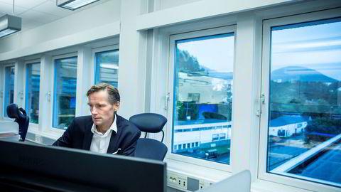 – I utgangspunktet er alt blitt billigere, sier investeringsdirektør Robert Næss i Nordea Investment Management.