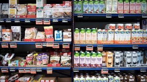 Dagligvareforretningene har stadig større innslag av matvarer som henvender seg mot ulike typer matintolereanse.