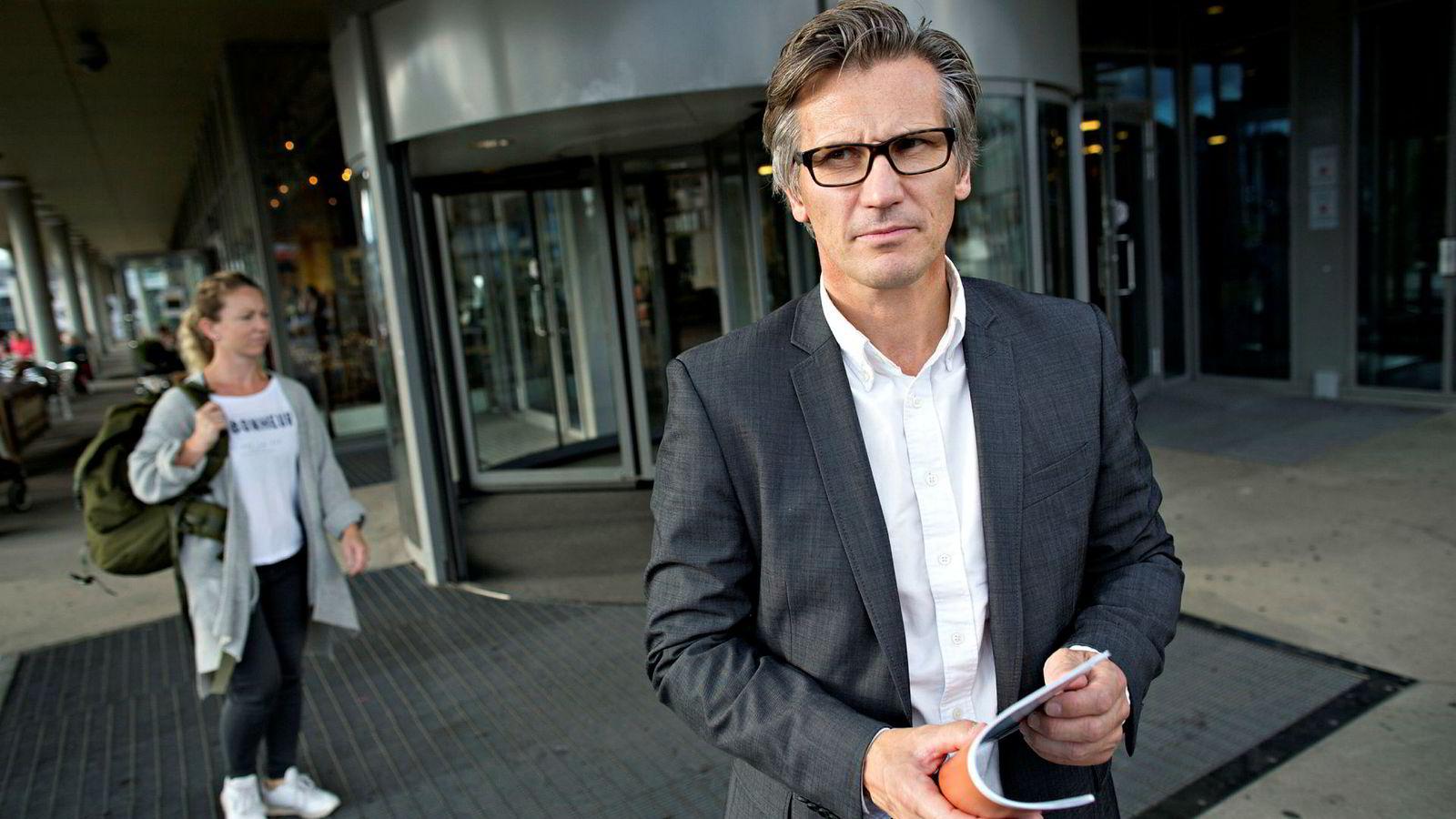 Bjørn Erik Thon er direktør i Datatilsynet.