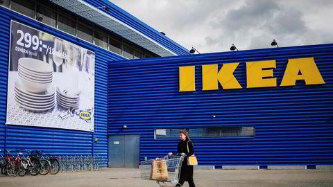 Ikea satser mer på netthandel, og åpner for å selge produktene sine på andre nettsteder enn sine egne.