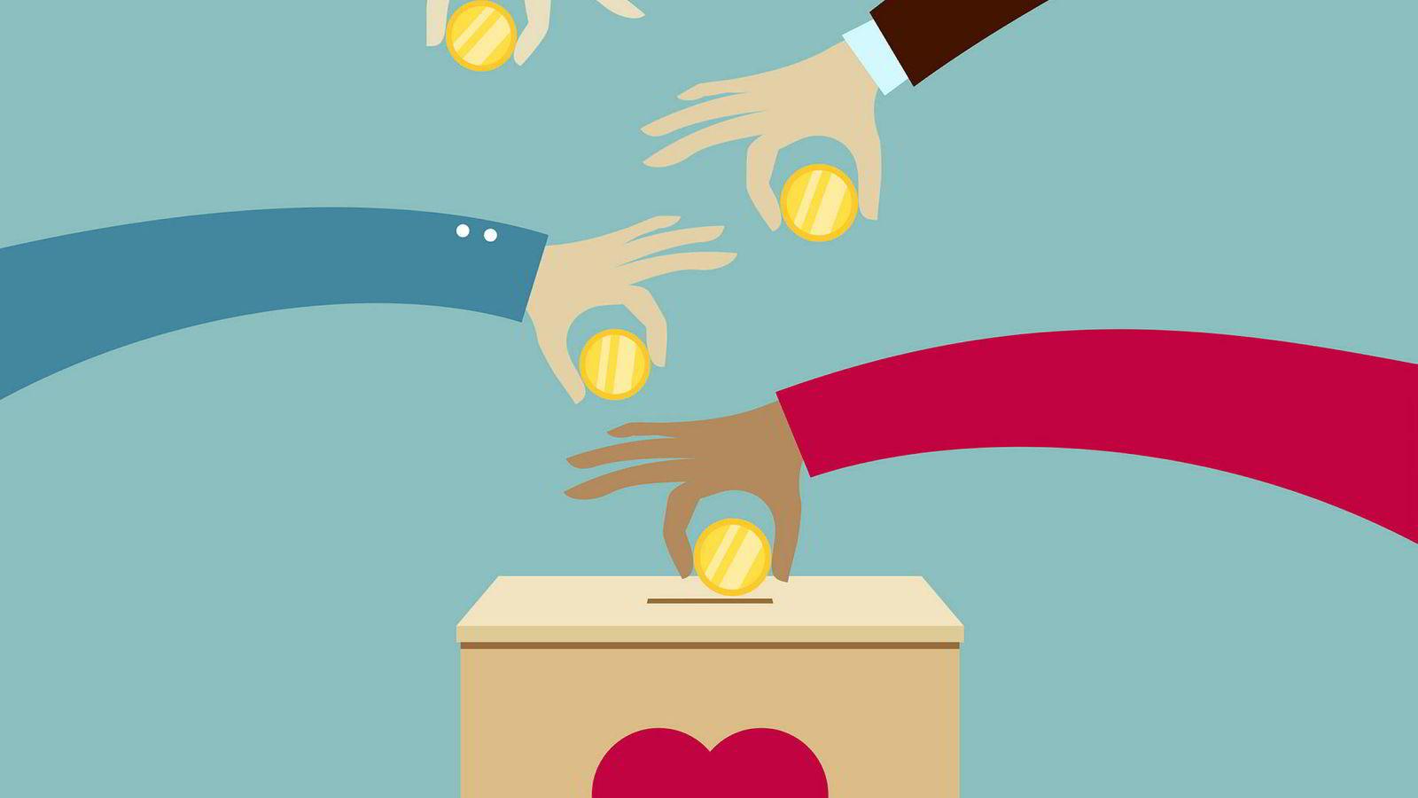 Mer enn en tredjedel av norske stiftelser har mindre enn en million i egenkapital, skriver innleggsforfatteren.