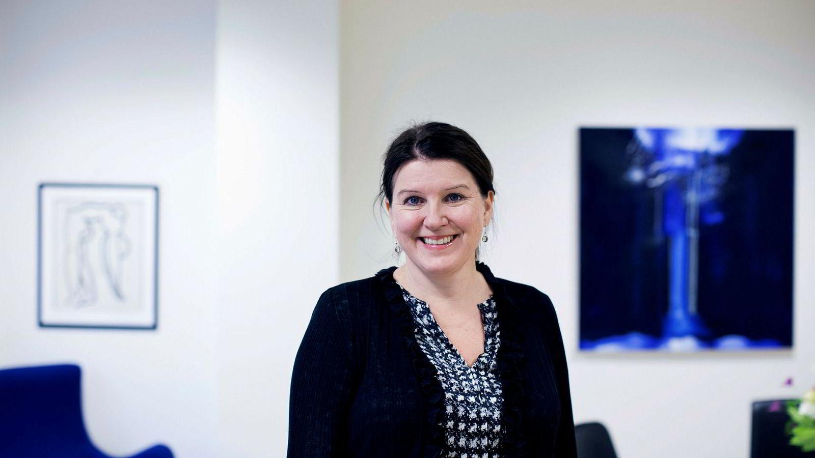 Kari Sollien er leder i Akademikerne.