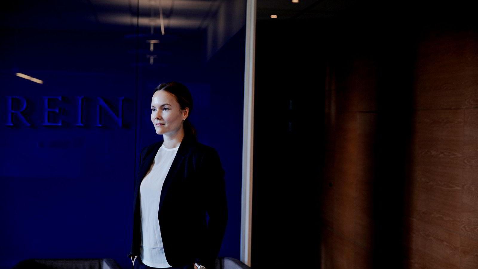 Pia Schjøtt i Wikborg Rein er advokaten til tre investorer som har vunnet frem i retten mot et finansforetak.