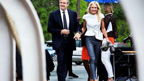 I slutten av august kjøpte styreleder i Borr Drilling, Tor Olav Trøim, aksjer i selskapet. To uker senere, kjøpte Trøims forlovede, finanskvinnen Celina Midelfart, aksjer i Borr Drilling. Til sammen eier Trøim og Midelfart aksjer for over 1,7 milliarder kroner i Borr Drilling.