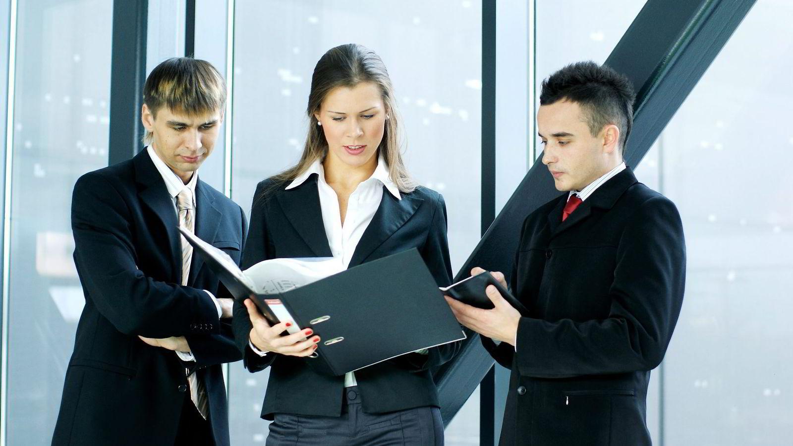 PROBLEMATISK. At det i mange organisasjoner mangler grunnleggende kompetanse om forskning på HR og på hva som skaper virkelig gode prestasjoner er et problem. Illustrasjonsfoto: Colourbox