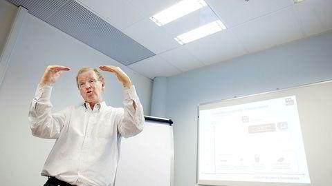 Tidligere konsernsjef og styremedlem i Next Biometrics, Tore Etholm-Idsøe har solgt seg kraftig ned i selskapet.