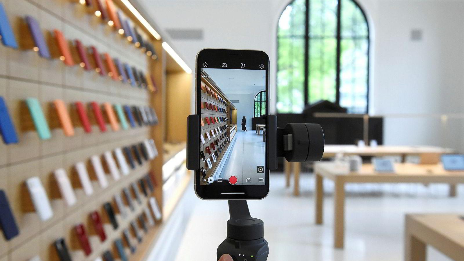 En av Mariana Mazzucatos mest kjente påstander er denne: «Alt som er 'smart' med Iphone, som internett, gps-teknologi og touchscreen, er teknologier som er utviklet ved hjelp av offentlig finansiert forskning.»