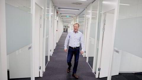 Dof-sjef Mons S. Aase. Foto: