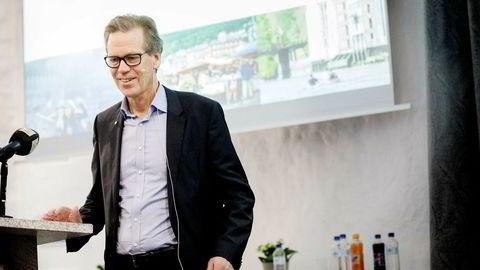 På Veidekkes generalforsamling 10. mai ble Ingolv Høyland valgt inn i selskapets styre.