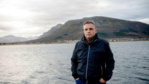 Ted Robin Endresen er daglig leder i Øksnes Kystfiske på Sortland.