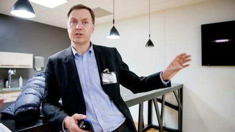 Mer stabilitet i rammebetingelsene er viktigst, ifølge direktør Knut Sunde i Norsk Industri.
