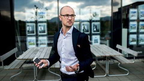 Ole Morten Dreyer traff planken da han fikk med seg investorer på kjøp av leiligheter for utleie. Nå er det full fart i oljebransjen og Dreyer har leid ut alle 53 leilighetene til Dreyer Bolig.