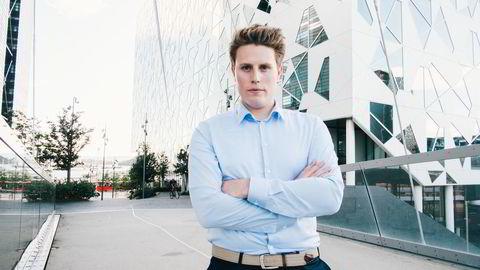 Jakob Aure, leder i Ansa,  mener det nå er stor usikkerhet knyttet til fremtiden til norske medisinstudenter i Polen. Foto: Ansa