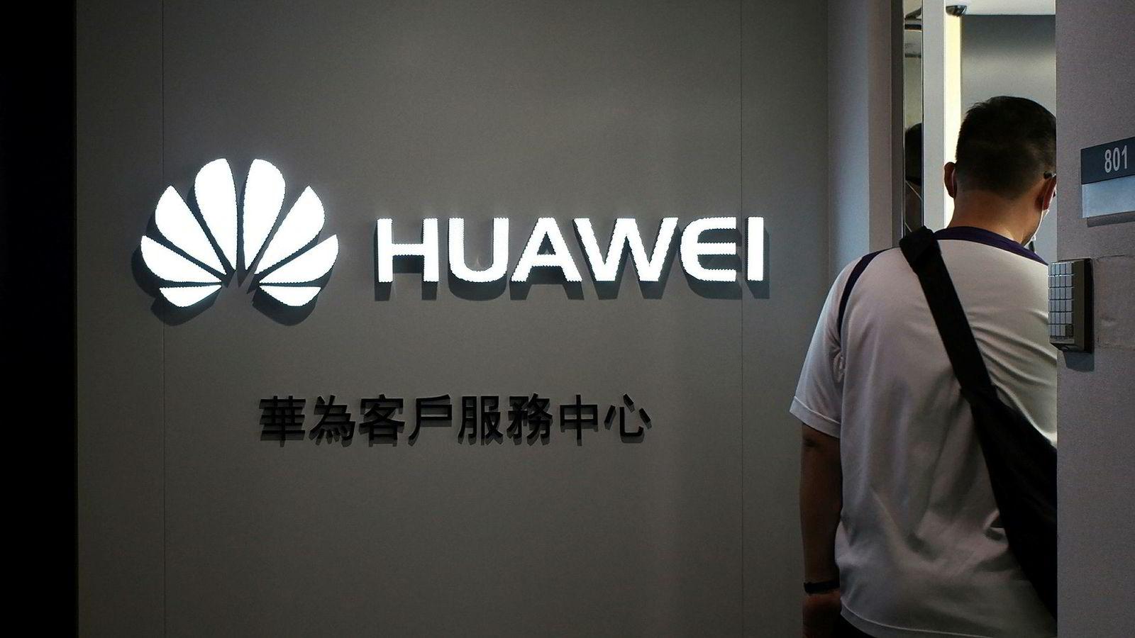 Huawei melder om kraftig økt omsetning i første kvartal, til tross for juridiske og politiske utfordringer i flere land.