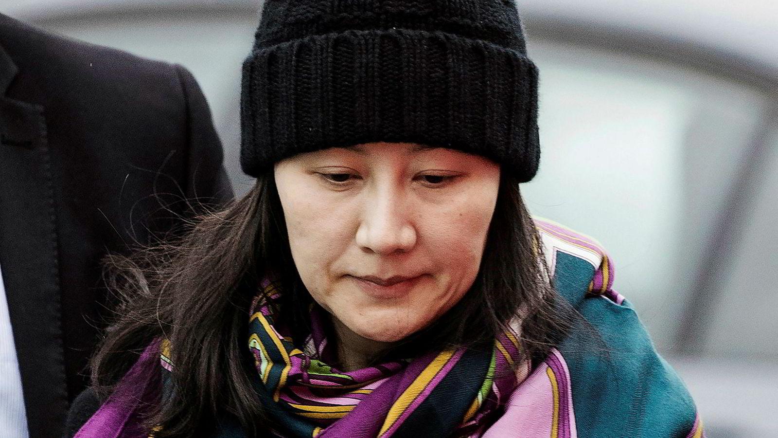 Huaweis finansdirektør Meng Wanzhou ble arrestert i Vancouver for to måneder siden og risikerer å bli utlevert til USA. Pågripelsen har ført til en diplomatisk krise mellom Canada, USA og Kina.