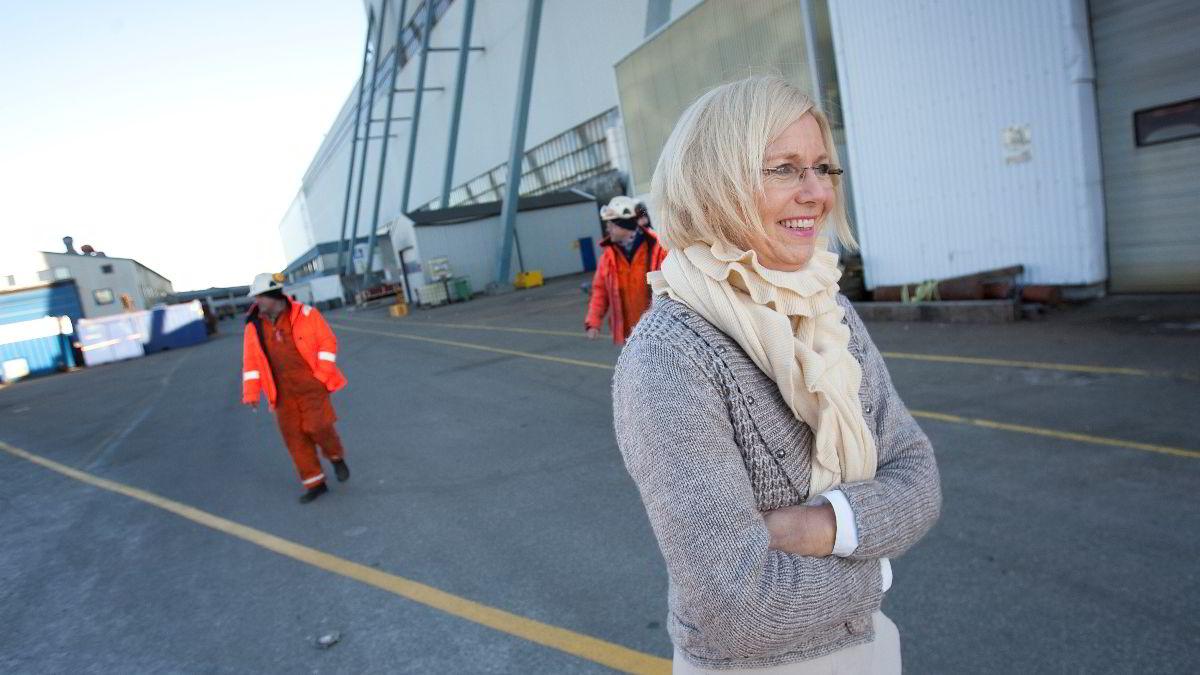 Tidligere toppsjef for Rosenberg-verftet i Stavanger blir ny Norgessjef for Lundin. Foto: