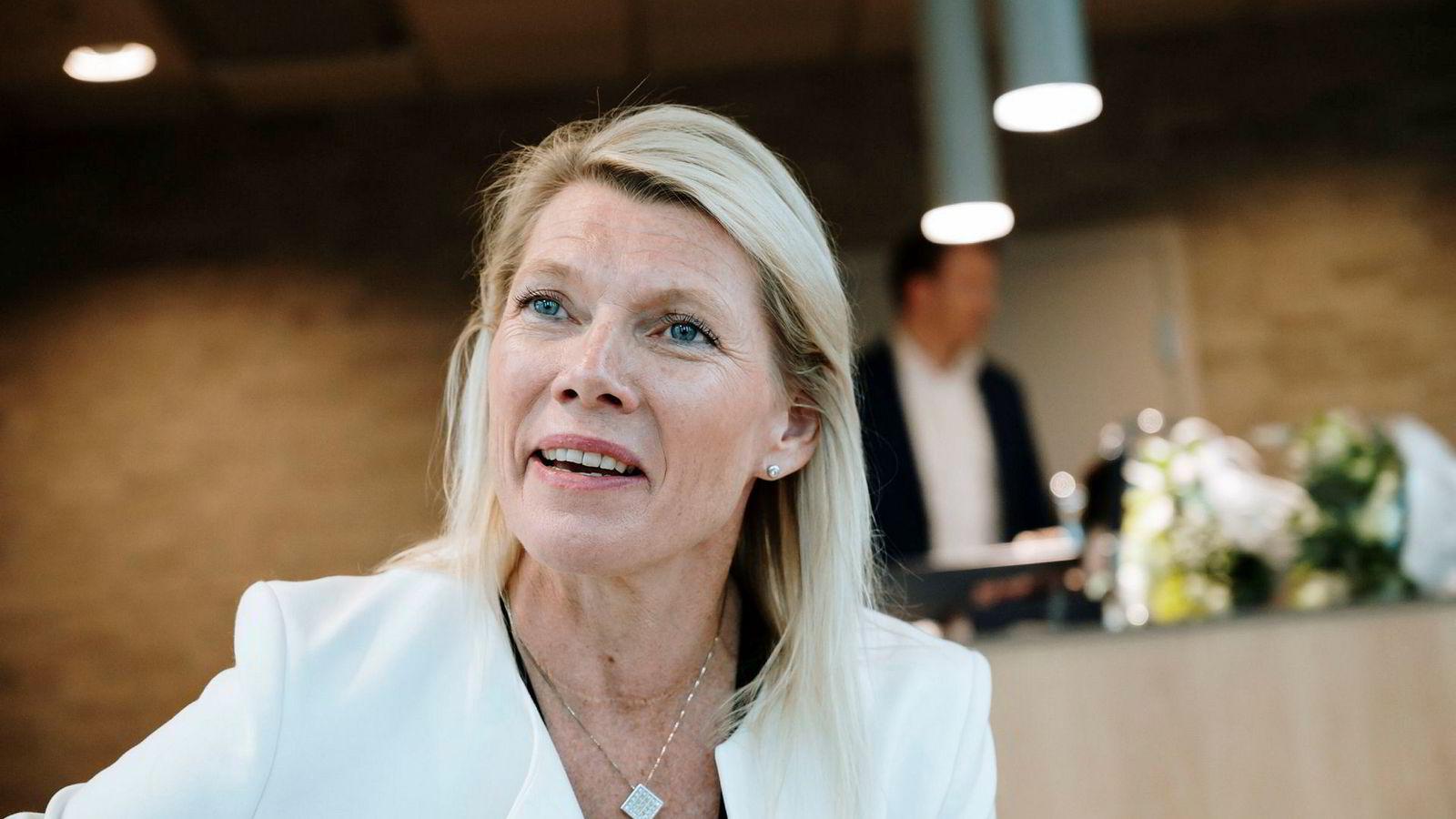 Påtroppende DNB-sjef Kjerstin Braathen får en krevende jobb å levere det markedet forventer av hver eneste ansatt.