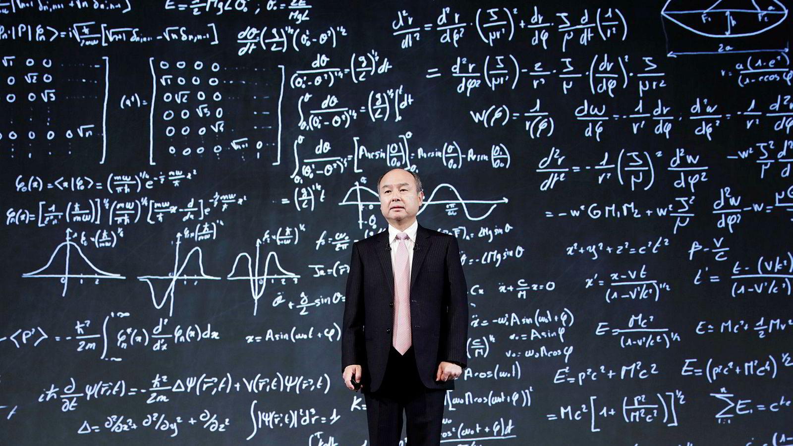 Softbanks grunnlegger Masayoshi Son har alltid jaktet på oppstartsselskaper og tatt høy risiko. Med børsnoteringen av noen av verdens største oppstartsselskaper kan det komme store gevinster.