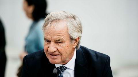 Bjørn Kjos, Norwegian-sjef. på ACI kongressen i Brussel