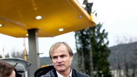 Øystein Stray Spetalen Foto: Øyvind Elvsborg