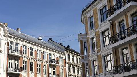 Avvikene fra prisantydning i Oslo har falt fra 13,4% i september til 10,2% i oktober, en nedgang på 23,9%