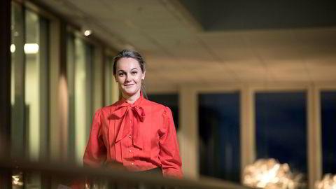 Helene Kubon Skulstad, partner og leder for PwC Consulting i Bergen, har mormor som et av sine lederidealer og ser på seg selv som en rebell i bransjen.