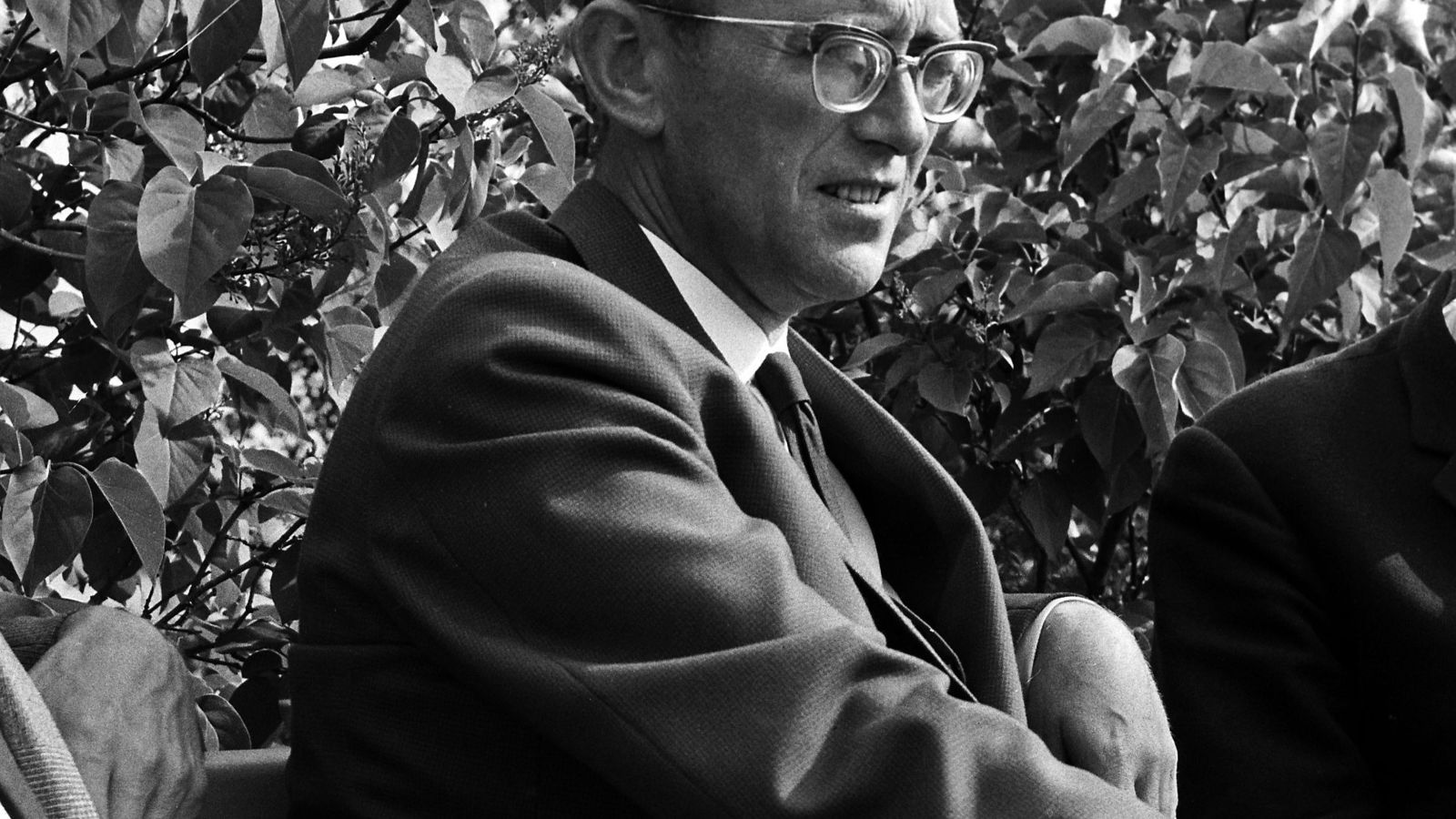Gunnar Bøe, Aps ledende EU-motstander, sto på KGBs lønningsliste. KGB kan ha betalt den norske EU-motstanden. Foto: Kringlebotten, Aftenposten /NTB Scanpix