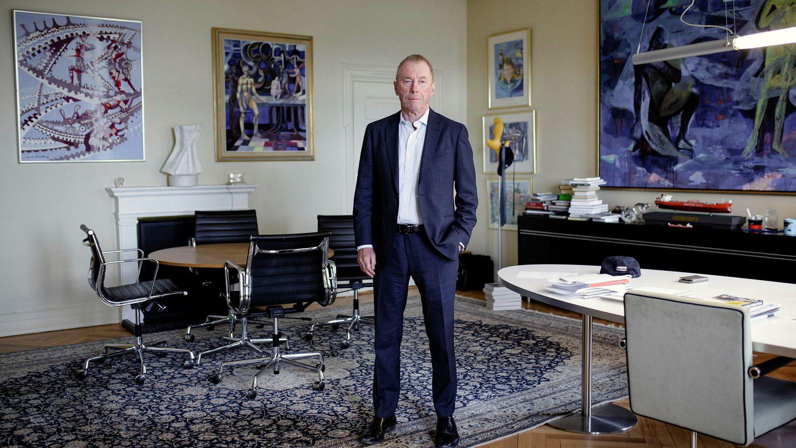 Investor Jens Ulltveit-Moe har tapt milliardbeløp på sine grønne satsinger, men ønsker Ole Ertvaag og Hitecvision velkommen etter.