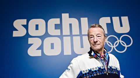 FELT AV KONGELIG BEVERTNING? IOC-medlem Gerhard Heiberg mener normal norsk høflighet hadde vært godt nok for OL-pampene.                   Foto: