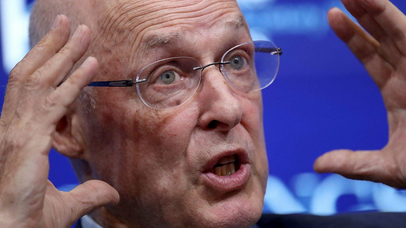 USAs tidligere finansminister Henry «Hank» Paulson er bekymret for de dypere, mer underliggende motsetningene som han mener må komme til overflaten i konflikten mellom USA og Kina.