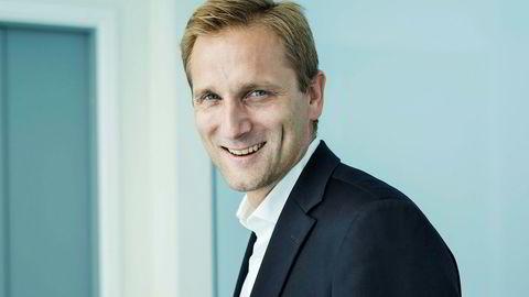 Petter Hellman er ny sjef for Møllers bilforhandlere.