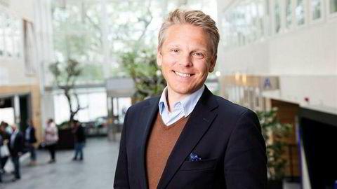 Andres Skar er Norgessjef i Nordnet.