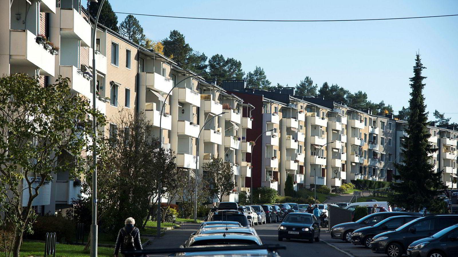 Nordmenns verdier er i bolig. Risikoen er høyere enn mange tror.