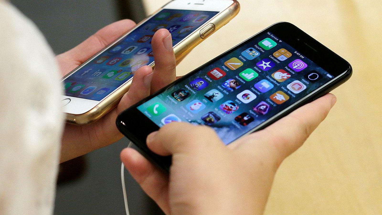 Du kan få penger igjen for din brukte smarttelefon når du skal kjøpe ny – og i tillegg gjøre en innsats for miljøet.