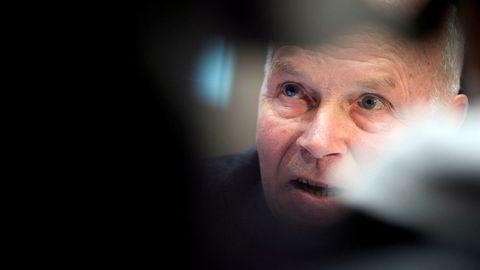 Venter på østerriksk etterforskning. Nordmannen Anders Besseberg var IBUs president gjennom 25 år og er mistenkt for alvorlige lovbrudd i Østerrike.