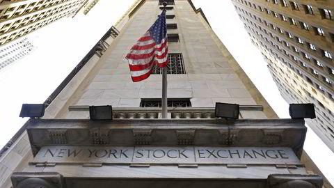 Stemningen var god på USA-børsene som startet i positivt terreng fredag. FOTO: AP Photo/Richard Drew