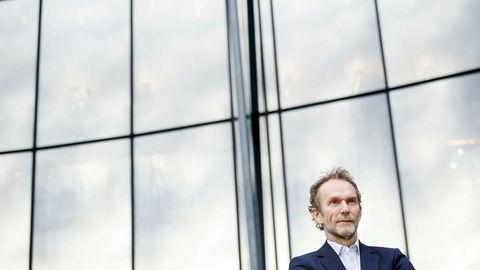 Sjeføkonom Harald Magnus Andreassen i Sparebank 1 Markets følger amerikansk økonomi tett. Han mener handelskrigen nå rammer amerikansk økonomi.