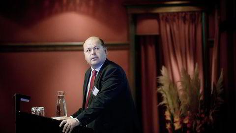 Aksjeanalytiker Trond Omdal i Pareto tror Statoil vil levere svakere kvartalsresultater neste uke enn analytikere flest tror, likevel anbefaler han aksjen. Foto: Gorm K. Gaare