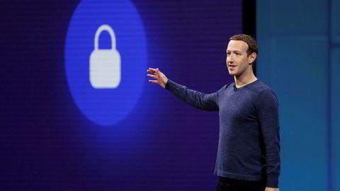 Mark Zuckerberg har varslet at Facebook fremover vil satse tyngre på personvern og gi brukere mulighet til å regulere datainnsamlingen.